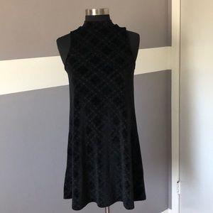 🆕NWOT Aeropostale Black Glittery Dress